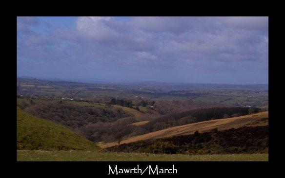 01c  Mawrth March