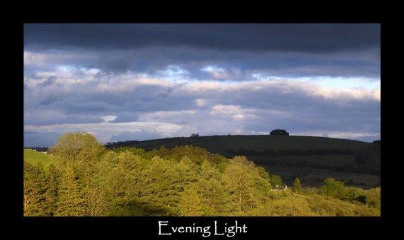 T aa A5evening light