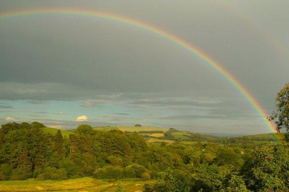 rainbow-over Rhydcymerau.jpg